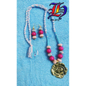 Thread Necklace, Size: 12-14 Inch