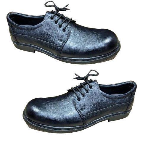 135ddc8db21f5 Black   Brown Champion Men Safety Shoes