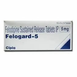 Felodipine Sustained Release Tablets IP