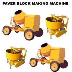 Interlocking Paver Block Machine