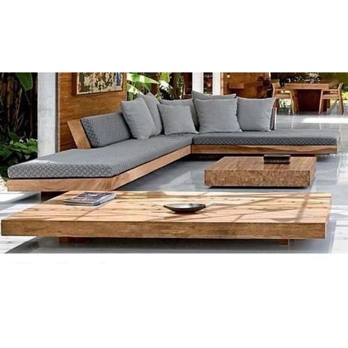 Outdoor Pine Sofa
