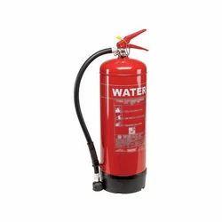 Mild Steel Water Type Fire Extinguisher, Capacity: 6 Litre, 9 Litre