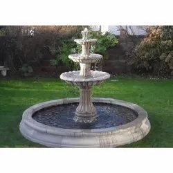 Marble Decorative Fountain