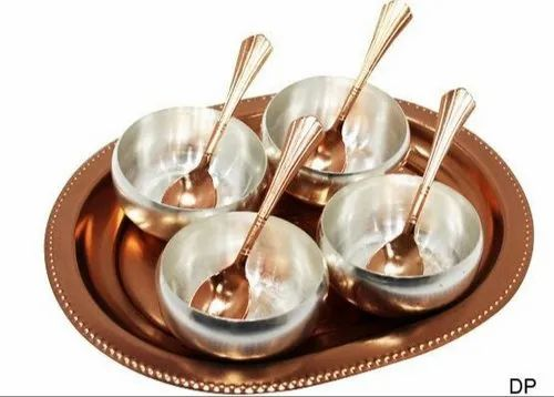 Silver Plated Dining Sets