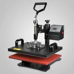 6 in 1 Advanced Heat Press Machine