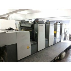 Konami Lithron Offset Printing Machine
