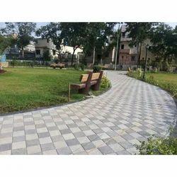 Garden Paver Block