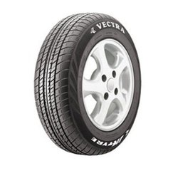 Rubber 15 Inches JK Vectra Car Tyre, Aspect Ratio: 0.65
