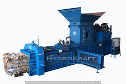 Automatic Horizontal Continuous Baling Machine