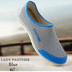 Slip On Ladies Casual Shoes, Size: 4x7