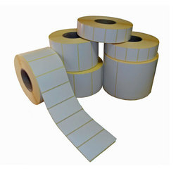 Polyester White Thermal Transfer Labels