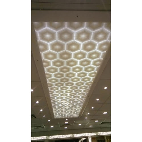 Pop Fall Ceiling Cnc Korean Work Service Elegance Interior Home