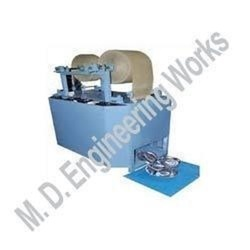 Semi Automatic Double Die Paper Plate Machine