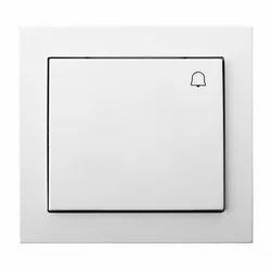 Door Bell Switch, Voltage: 220 V