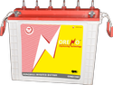 150 AH Oreno Inverter Batteries