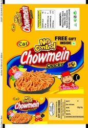 Chowmein Snacks, Packaging Type: Vacuum Pack