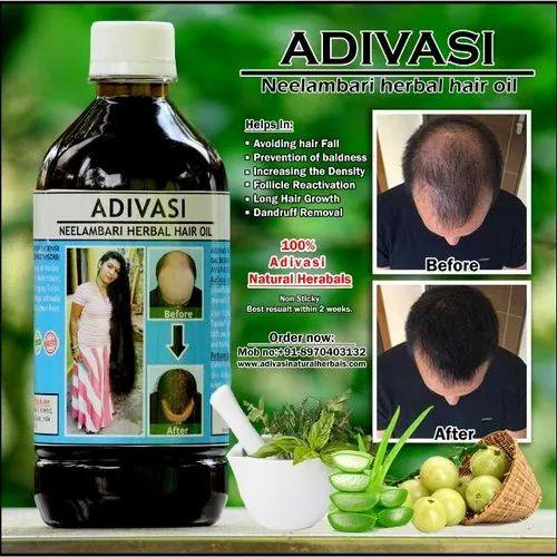 ADIVASI NEELAMBARI HERBALS Adivasi Neelambari Herbal Hair