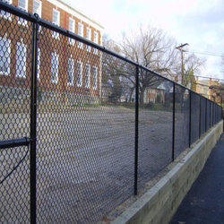 Chain Wire Fencing Mesh