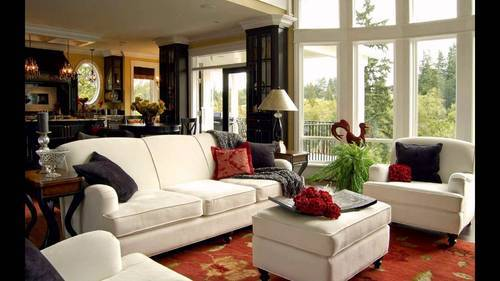 Modern Living Room Interior Design Living Eminent Enterprise Llp
