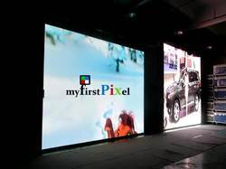 P4 Outdoor LED Advertising Display Screen