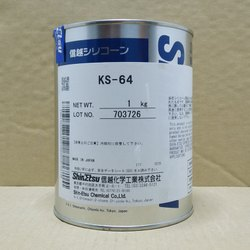 Shin-Etsu KS-62  Series Silicone Oil Compounds for Electrical Insulation And Sealing