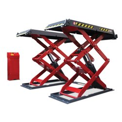 Service Center Hydraulic Scissor Lift