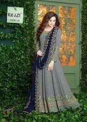 Designer Anarkali Suit Raazi 20001