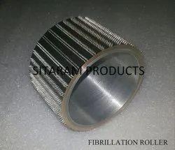 Fabrillating Roller