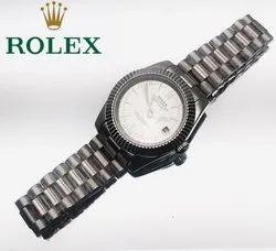 Women Golden Rolex Ladies Watches