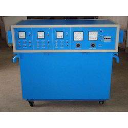 Servo Oil Cooled Voltage Stabilizer