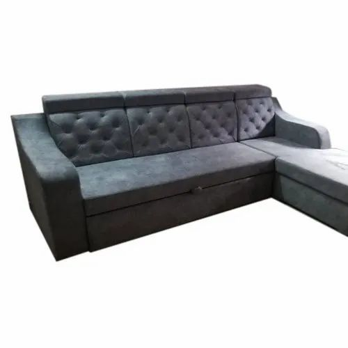L Shape Corner Sofa Cum Bed