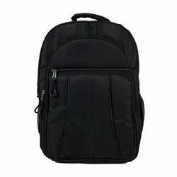 Polyester Plain Shoulder Backpack