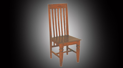 Brown Wooden Chair 2206