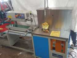 Semi Automatic Oil Packing Machine