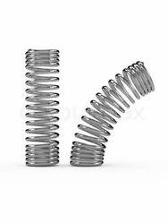 Special Steel Metal Springs for Industrial