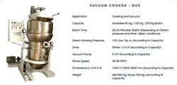 Vaccum Cooker