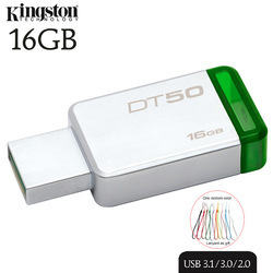 KINGSTON PENDRIVE 16 GB 3.0 DT50