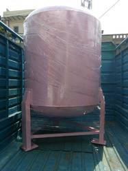 Stainless Steel 316 Diesel Storage Tank, Capacity: 2000 L