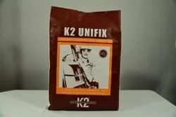 Ceramic Grey K2 Tile Adhesive, Packaging Type: Bag