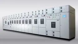 0.5 - 33 Kv Three Phase HT Distribution Panel, For Industrial