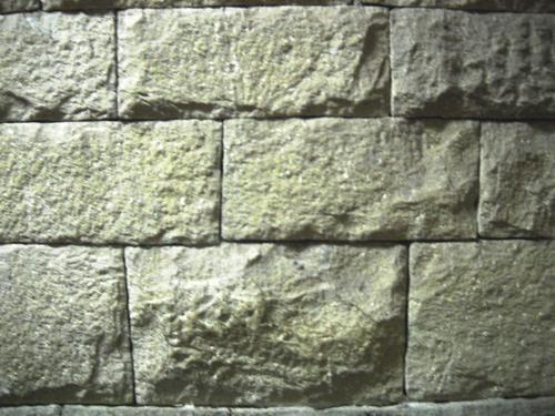 Basalt Stone Natural Fit Joint Brick Pattern Basalt