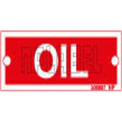 500921 Oil Label