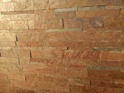 Brick Effect Slate Wall Panel