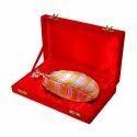 Brass Leaf Platter