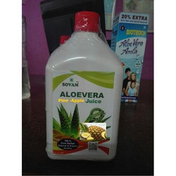Organic Pineapple Alovera Juice
