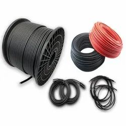 Tinned Copper Solar PV Cables, Temperature Range: -40 To 120 Deg C, Size: 4,6 And 16 Sq.mm