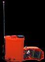Eagrocare Plastic Knapsack Battery Sprayer 12v12a, Model Name/number: Eac-16c-35-1