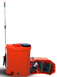 Knapsack Battery Sprayer 12v12A