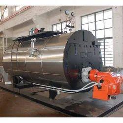 Fire Tube Boiler Horizontal