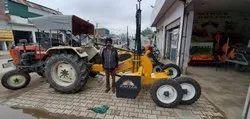 Rattan Iron Laser Land Laveler, 50, 700kg